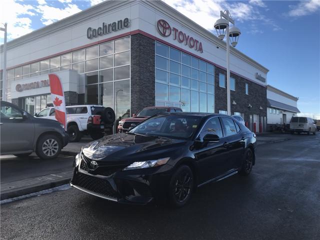 2018 Toyota Camry XSE V6 (Stk: 180125) in Cochrane - Image 1 of 27