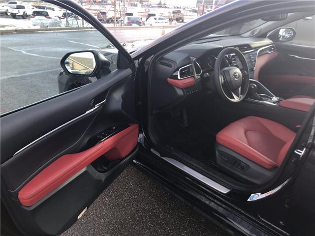 2018 Toyota Camry XSE V6 (Stk: 180125) in Cochrane - Image 12 of 27