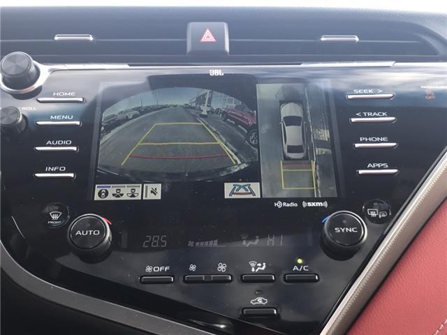 2018 Toyota Camry XSE V6 (Stk: 180125) in Cochrane - Image 26 of 27