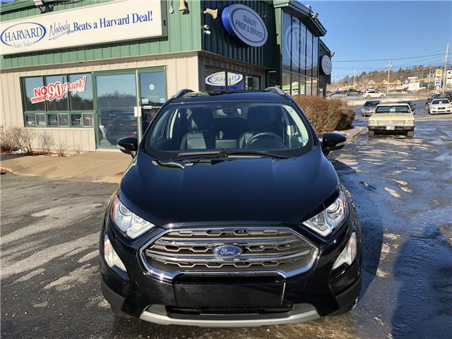 2018 Ford EcoSport Titanium (Stk: 10242) in Lower Sackville - Image 7 of 21