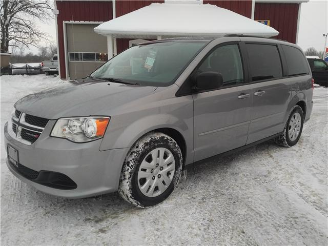 2016 Dodge Grand Caravan SE/SXT (Stk: ) in Dunnville - Image 1 of 24