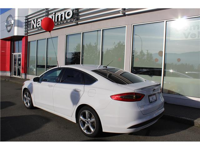 2014 Ford Fusion SE (Stk: P0052) in Nanaimo - Image 3 of 9