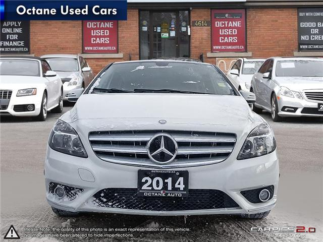 2014 Mercedes-Benz B-Class Sports Tourer (Stk: ) in Scarborough - Image 2 of 23