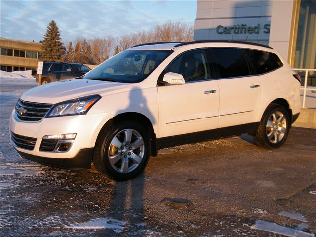 2016 Chevrolet Traverse LTZ (Stk: 49207) in Barrhead - Image 2 of 24
