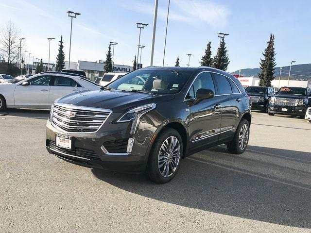 2019 Cadillac XT5 Luxury (Stk: 9D01100) in North Vancouver - Image 8 of 24