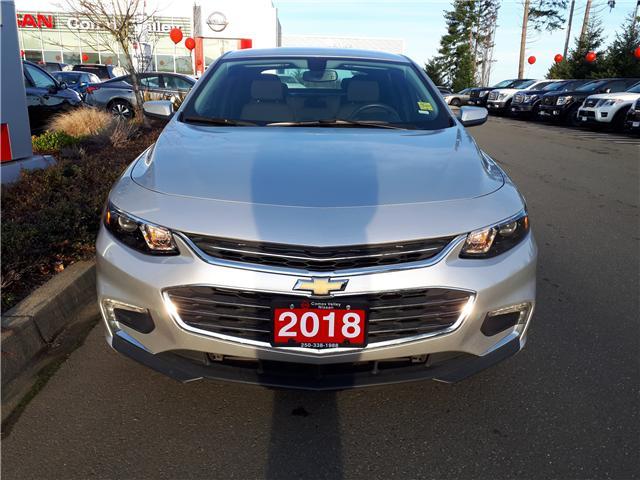 2018 Chevrolet Malibu LT (Stk: P0047) in Courtenay - Image 2 of 9