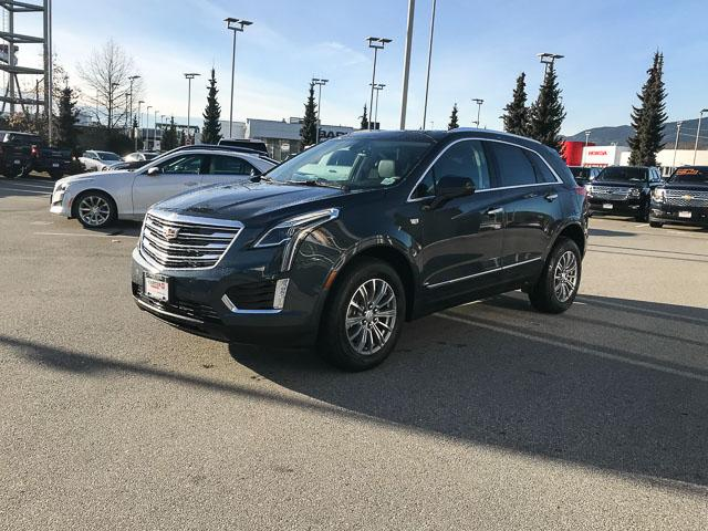 2019 Cadillac XT5 Luxury (Stk: 9D97830) in North Vancouver - Image 8 of 23