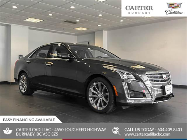 2018 Cadillac CTS 3.6L Luxury (Stk: C8-65330) in Burnaby - Image 1 of 24