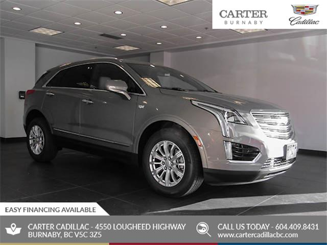 2019 Cadillac XT5 Base (Stk: C9-09500) in Burnaby - Image 1 of 23