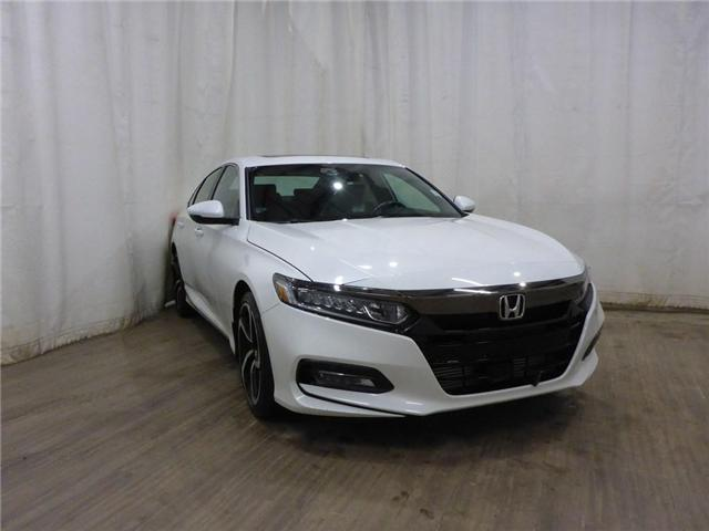 2019 Honda Accord Sport 2.0T (Stk: 1944006) in Calgary - Image 1 of 22