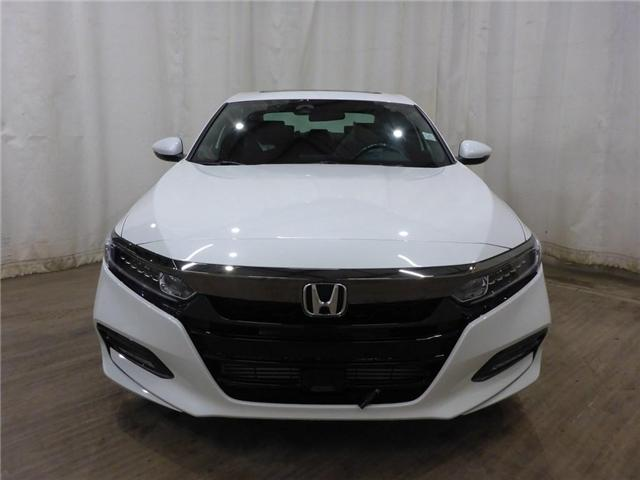 2019 Honda Accord Sport 2.0T (Stk: 1944006) in Calgary - Image 2 of 22