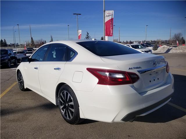 2018 Nissan Altima 2.5 SV (Stk: U194025) in Calgary - Image 3 of 28