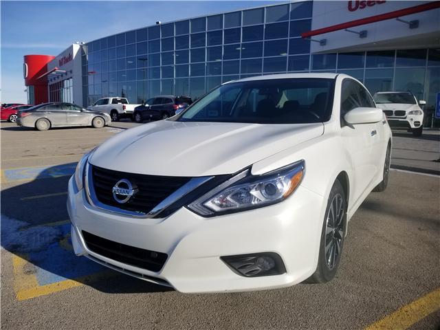 2018 Nissan Altima 2.5 SV (Stk: U194025) in Calgary - Image 4 of 28