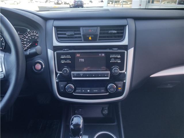 2018 Nissan Altima 2.5 SV (Stk: U194025) in Calgary - Image 8 of 28