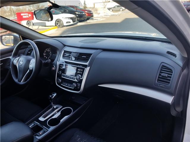 2018 Nissan Altima 2.5 SV (Stk: U194025) in Calgary - Image 19 of 28