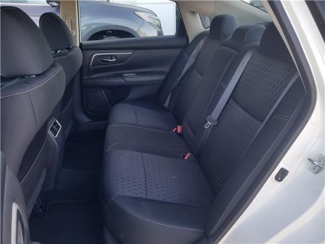 2018 Nissan Altima 2.5 SV (Stk: U194025) in Calgary - Image 21 of 28