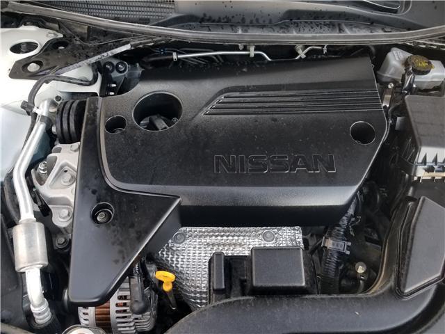 2018 Nissan Altima 2.5 SV (Stk: U194025) in Calgary - Image 23 of 28