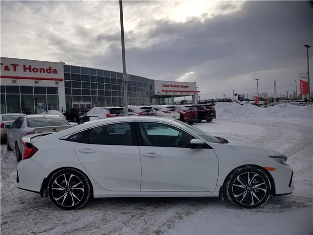 2019 Honda Civic Si Base (Stk: 2190394) in Calgary - Image 2 of 9