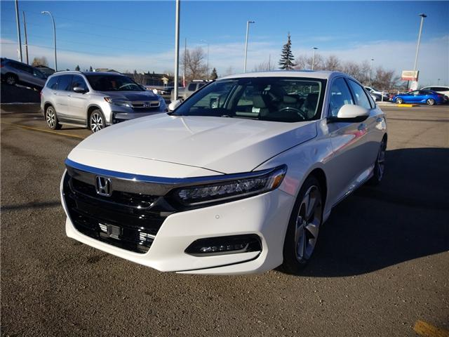 2019 Honda Accord Touring 2.0T (Stk: 2190515) in Calgary - Image 4 of 9
