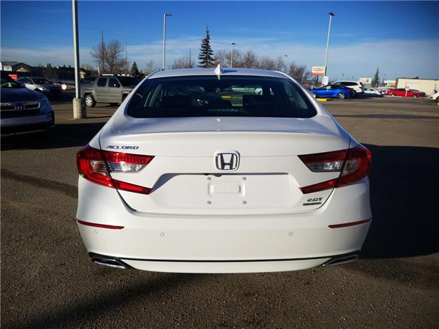 2019 Honda Accord Touring 2.0T (Stk: 2190515) in Calgary - Image 7 of 9