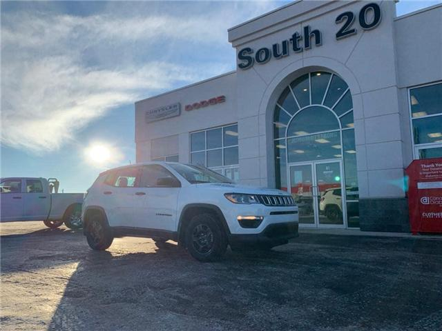 2018 Jeep Compass Sport (Stk: 32197) in Humboldt - Image 1 of 18