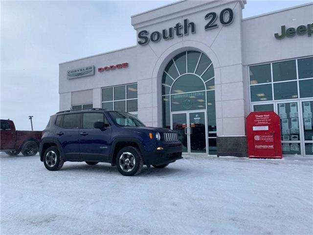 2018 Jeep Renegade Sport (Stk: 32141) in Humboldt - Image 1 of 21