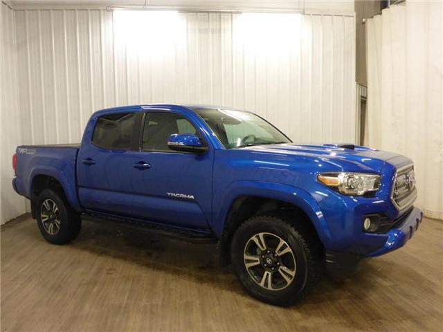 2016 Toyota Tacoma TRD Sport (Stk: 190123104) in Calgary - Image 1 of 27