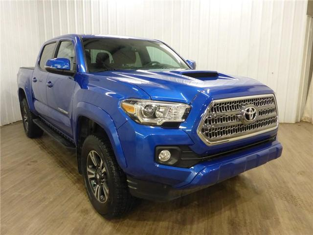 2016 Toyota Tacoma TRD Sport (Stk: 190123104) in Calgary - Image 2 of 27