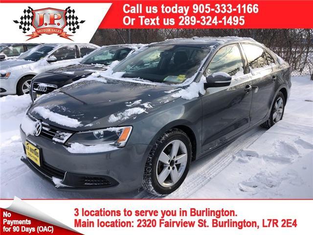 2013 Volkswagen Jetta  (Stk: 44986) in Burlington - Image 1 of 17