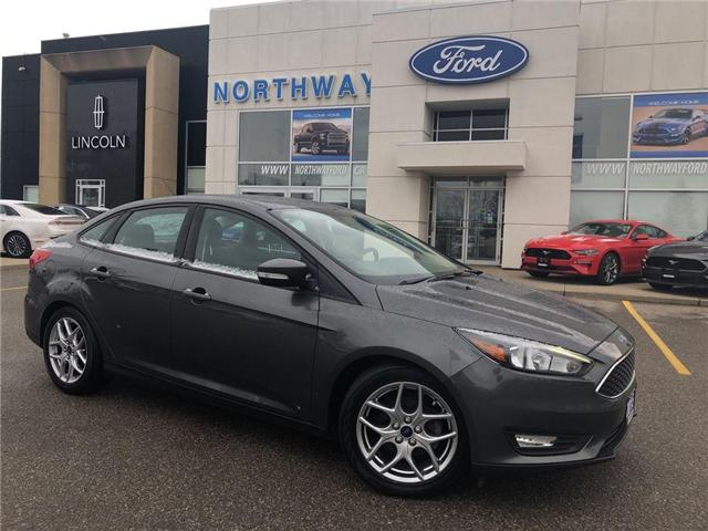 2015 Ford Focus SE | SYNC | ALLOY WHEELS | SE PLUS PACK 201A (Stk: FU864001A) in Brantford - Image 2 of 20