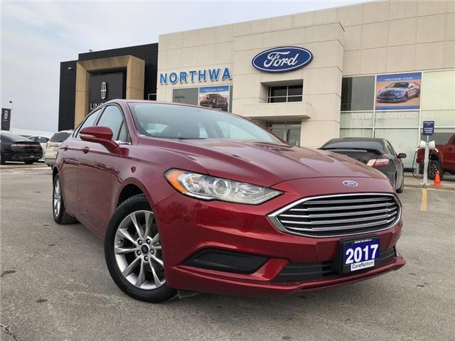 2017 Ford Fusion SE | WINTER PACK | REAR CAMERA (Stk: P5091) in Brantford - Image 2 of 23
