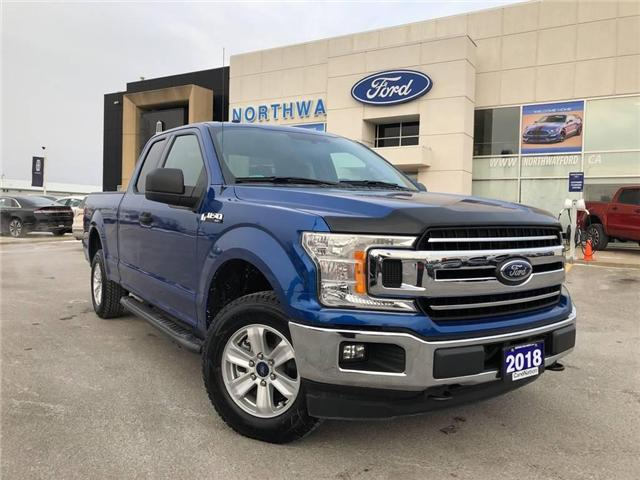 2018 Ford F-150 XLT 300A | 5.0L V8 | SUPERCAB | TOW PACK | (Stk: F181177A) in Brantford - Image 2 of 24