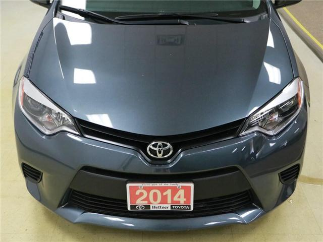 2014 Toyota Corolla LE ECO (Stk: 195047) in Kitchener - Image 24 of 28