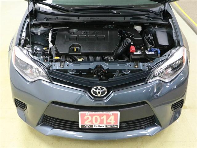 2014 Toyota Corolla LE ECO (Stk: 195047) in Kitchener - Image 25 of 28