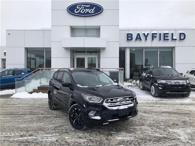 2018 Ford Escape SE (Stk: ES181376) in Barrie - Image 1 of 24