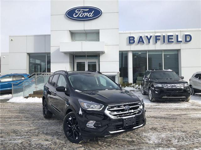 2018 Ford Escape SE (Stk: ES181336) in Barrie - Image 1 of 21