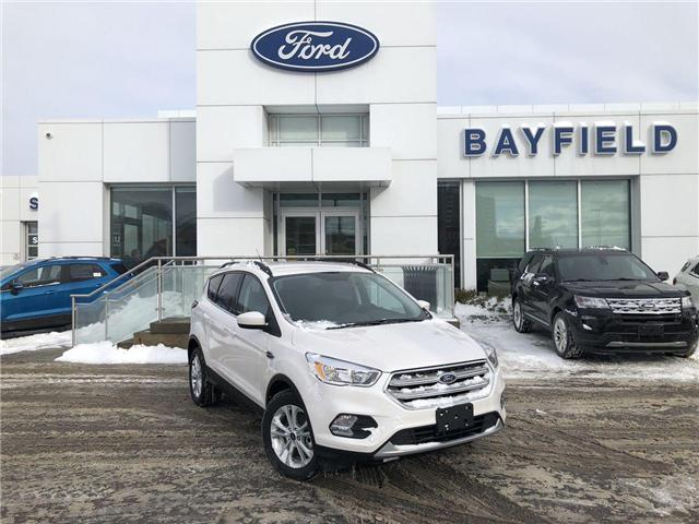 2018 Ford Escape SE (Stk: ES181169) in Barrie - Image 1 of 24