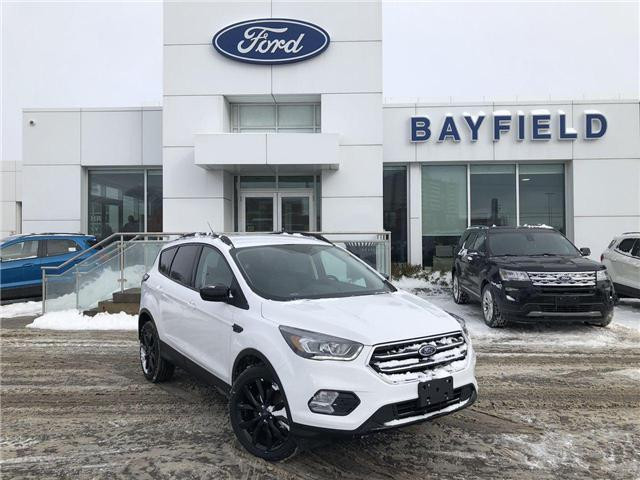 2018 Ford Escape SE (Stk: ES181423) in Barrie - Image 1 of 24