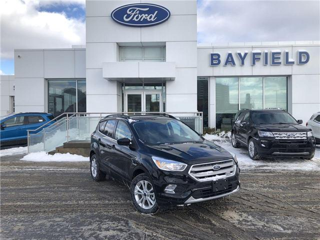 2018 Ford Escape SE (Stk: ES18980) in Barrie - Image 1 of 21