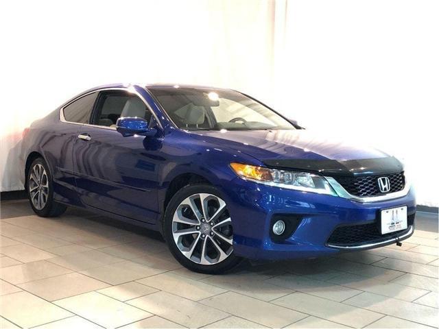 2013 Honda Accord EX-L (Stk: 38295) in Toronto - Image 1 of 30