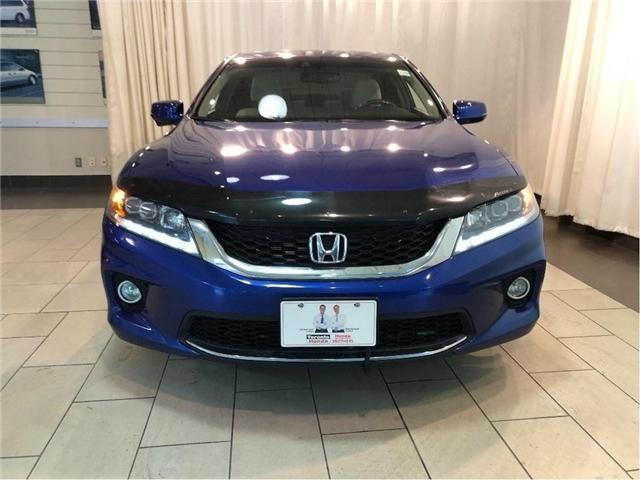 2013 Honda Accord EX-L (Stk: 38295) in Toronto - Image 2 of 30
