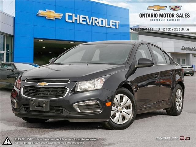 2016 Chevrolet Cruze Limited 1LT (Stk: 159379B) in Oshawa - Image 1 of 36
