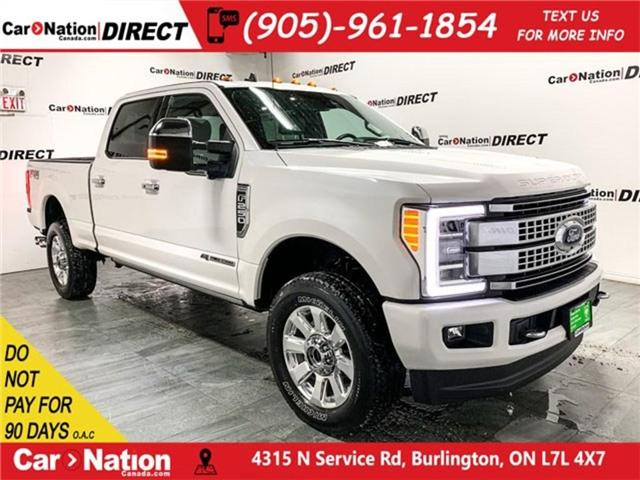 2019 Ford F-250 Platinum (Stk: D05288) in Burlington - Image 1 of 30