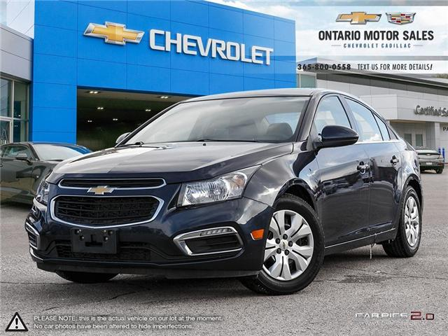 2015 Chevrolet Cruze 1LT (Stk: 12372A) in Oshawa - Image 1 of 36