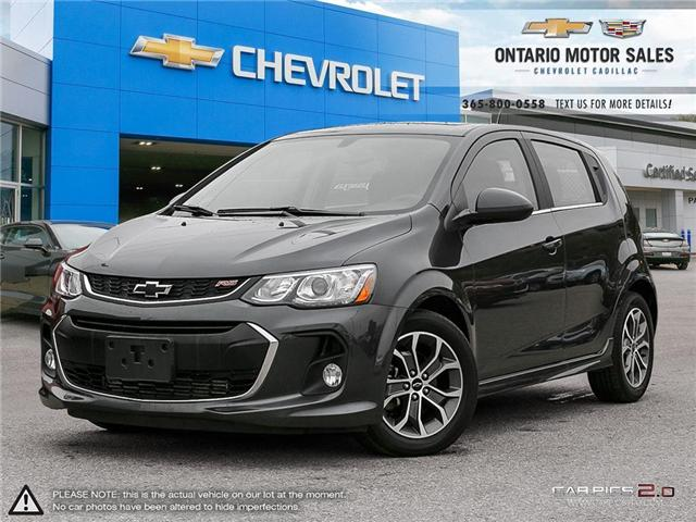 2018 Chevrolet Sonic LT Auto (Stk: 12208A) in Oshawa - Image 1 of 36