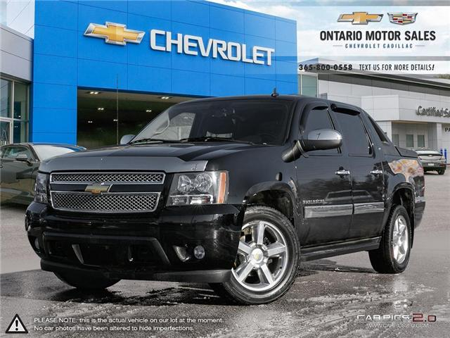 2011 Chevrolet Avalanche 1500 LT (Stk: 131625A) in Oshawa - Image 1 of 36