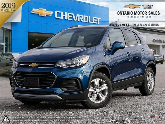 2019 Chevrolet Trax LT (Stk: 9191806) in Oshawa - Image 1 of 19