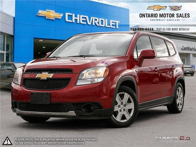 2012 Chevrolet Orlando 1LT (Stk: 289275B) in Oshawa - Image 1 of 36