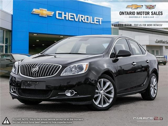 2016 Buick Verano Leather (Stk: 201041AB) in Oshawa - Image 1 of 36