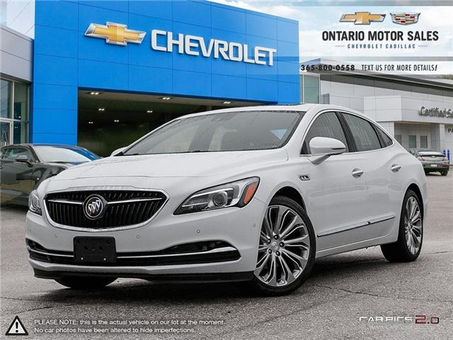 2018 Buick LaCrosse Premium (Stk: 12255A) in Oshawa - Image 1 of 36